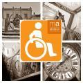 distintivo de accesibilidad PREDIF